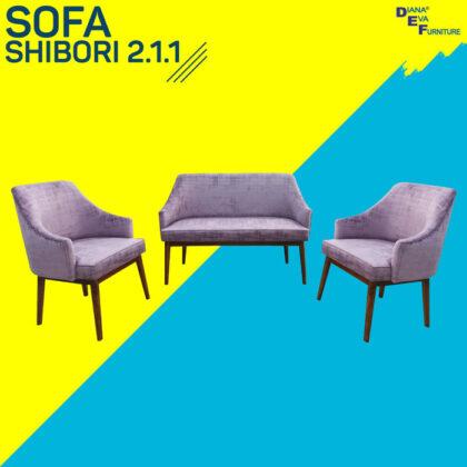 Sofa Shibori